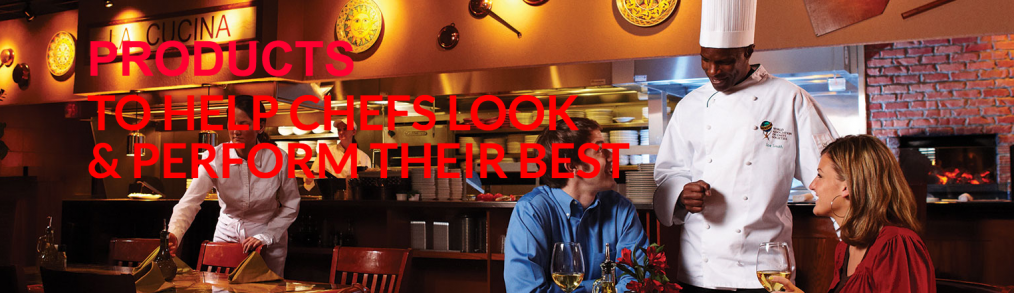 Buying Chef Apparel and Restaurant Staff Clothing