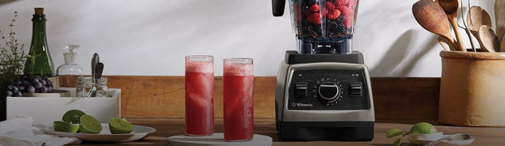 A Speedy Crash Course on Vitamix