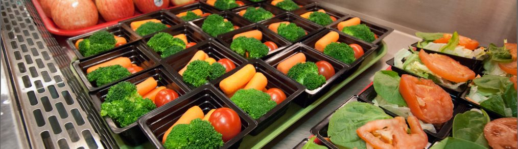school nutrition challenges checklist