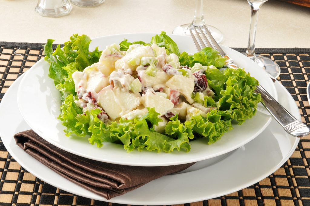 Alto-Hartley Waldorf Salad