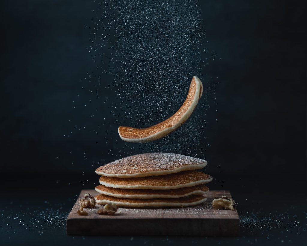 Alto-Hartley Showroom Supplies- Pancakes
