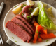 history of corned beef